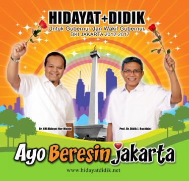 Hidayat Nur Wahid Didik J Rachbini